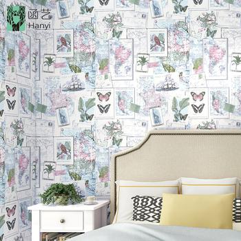 Stempel Muster 3d Tapeten Designs Für Bürowände,Tapeten Für Kinderzimmer -  Buy Wand Papier Designs,3d Tapeten,Tapeten Für Kinderzimmer Product on ...