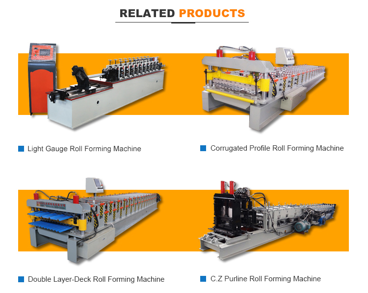 Shaped Steel Glazed Metal Roof Tile Press Machinery For Sale, Glazed Roll Forming Machine