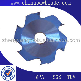rubber cutting blade