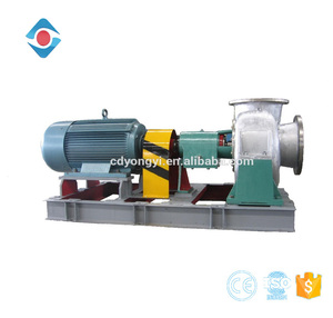 Safe and stable operation high flow rate industrial water pump