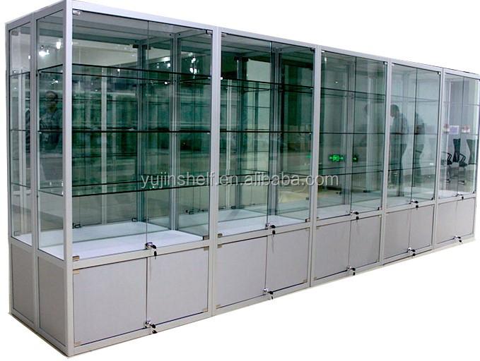 Kast Voor Glazen : Retail shop afsluitbare glazen vitrines locking showcase kast met