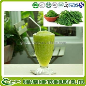 Gmp Standard China Supplier 100% Natural Moringa / Moringa Leaf ...