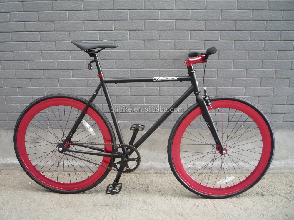 CE Approved fixie gear Fixed Gear Bike, Colorful Fixed Gear bicycle ,Bike Fix gear/ Fixie