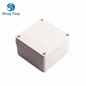 SY Outdoor Indoor ABS Plastic IP65 Electric Waterproof Connection Enclosure Junction Box