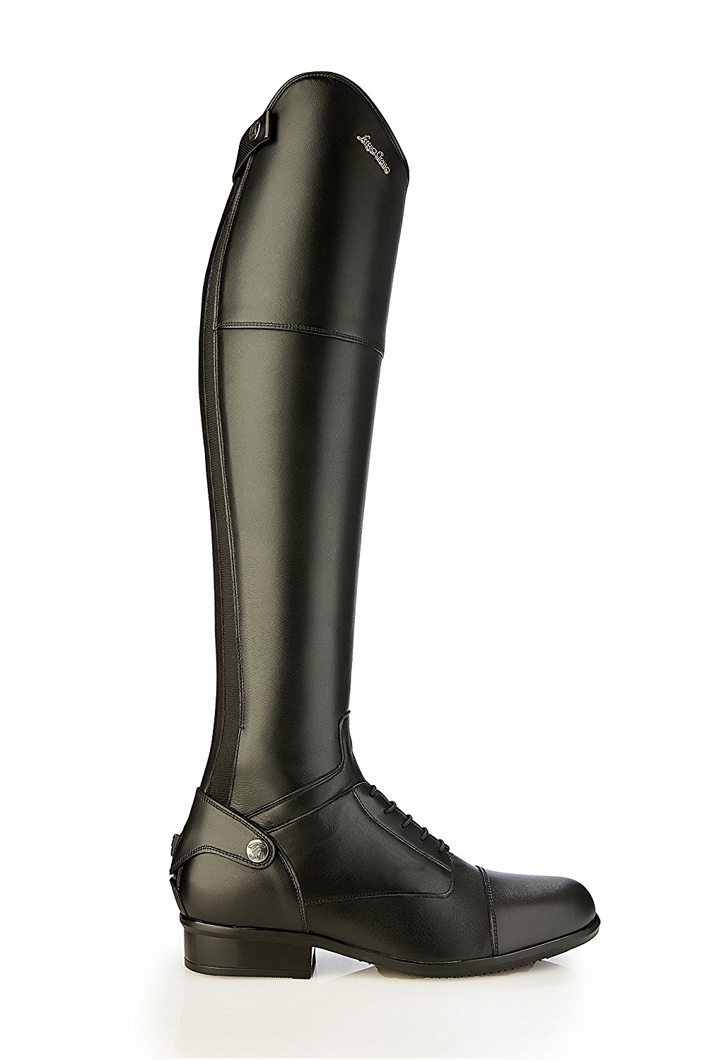 Sergio Grasso Evolution Field Boot Absolute Black Size: 40H Height-Calf: 44-34