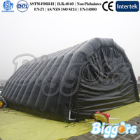 Black Cheap Inflatable Tent Warehouse for Event