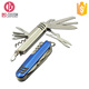 Multi Function 11 Features Stainless Steel Pocket Tool Knife