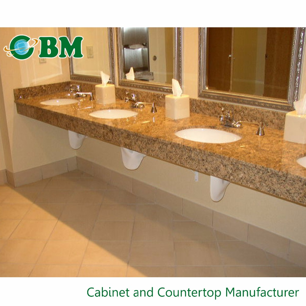 Bathroom Countertops With Built In Sinks Home Design