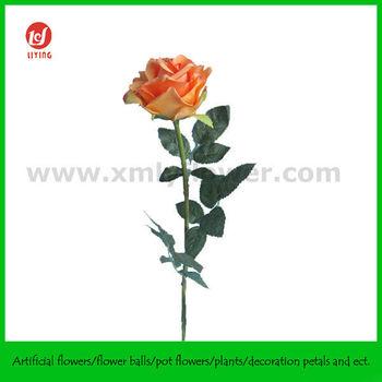 28 individual silk flowers rose peach buy individual silk 28quot individual silk flowers rose peach mightylinksfo