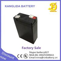 Kanglida 12 volt Sealed Lead Acid car battery