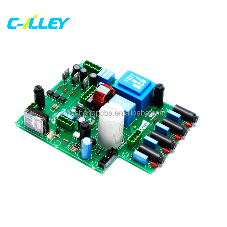 Display OLED Screen Video Occhiali/Testa Montata Display PCBA PCB Assembly
