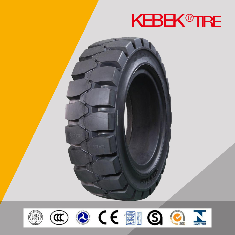 Cheap Price Manufacturer Pneumatic Solid 700-12 600-9 500-8 Forklift Tire