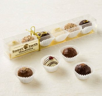 Chocolate Wedding Favors.Chocolate Wedding Favors Truffles 6 Piece Box 12 95 Buy Chocolate Product On Alibaba Com