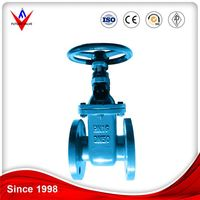 Strict Quality Management Factory Customized Din Standard 12 Inch Metal Seated Gate Valve