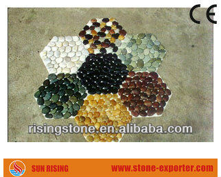 Pebbles Meshwork Tiles (Factory Price + Timely Delivery)