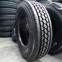 Strong quality truck tire famous brand triangle 295 80 22.5