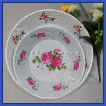 2015 New Design colorful dinner melamine plate printing tray set  sc 1 st  Alibaba & 2015 New Design Colorful Dinner Melamine Plate Printing Tray Set ...