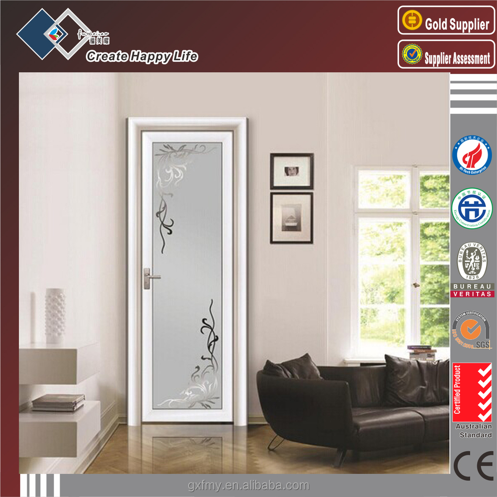 China Al Por Mayor Diseño De Una Puerta/vidrio Esmerilado Puerta/30 ...