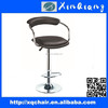 XQ-738A New Product Metal Frame PU Seat And Back Swivel Bar Chair Bar Stool