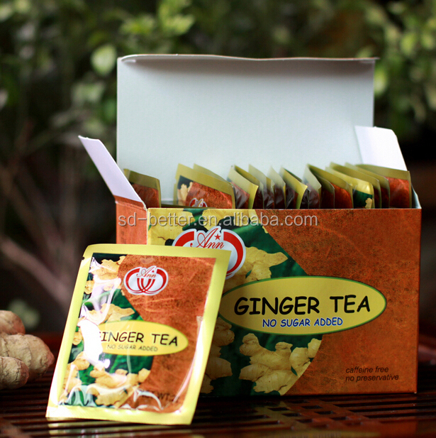 FDA Approved Instant Honey Ginger Tea, Instant Ginger Tea, Instant Honeyed Ginger Drink - 4uTea | 4uTea.com