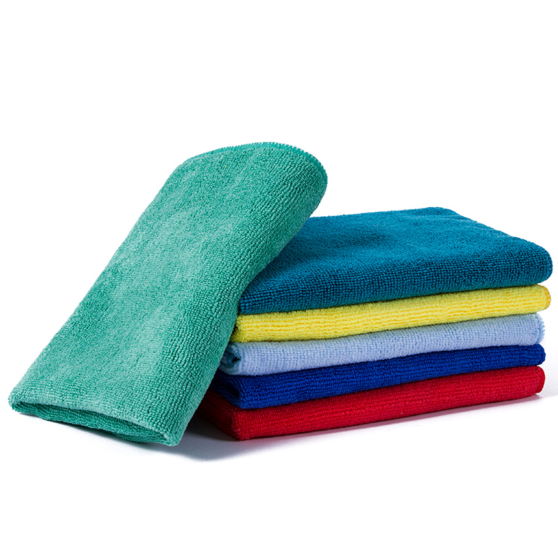 Hot Sale Environmental Protection Collapsible Comfort Microfiber Cleaning Cloth