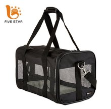 Five Star Comfortable Soft-Sided Pet Travel Dog Carrier
