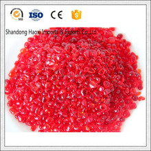 Irregular glass beads garden/park decorative glass beads