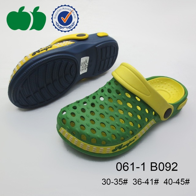 41dc4704f China new design soft plastic fashion ladies clogs