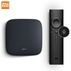 Global Version Xiaomi MI BOX 3 Android 6.0 Smart Set-top TV Box 4K HDR Quad Core Youtube Sling Netflix DTS Media Player iptv