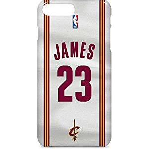 NBA Cleveland Cavaliers iPhone 7 Plus Lite Case - LeBron James #23 Cleveland Cavaliers Home Jersey Lite Case For Your iPhone 7 Plus