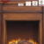 GSP15-001 Wooden Fireplace Mantels Electrical Fireplace