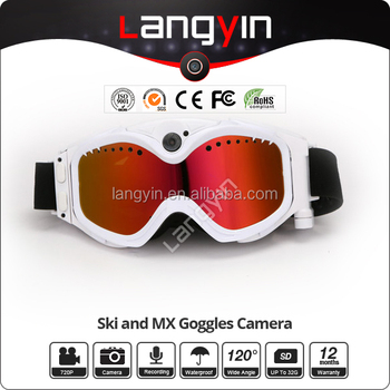 cool snowboard goggles vkar  ABS double layer goggles snow goggles for skiing cool design ski goggles