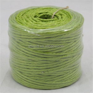 3.5mm dyed jute rope color for packing