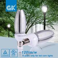 New led lotus lamp internal driver 50W UL TUV post top lantern