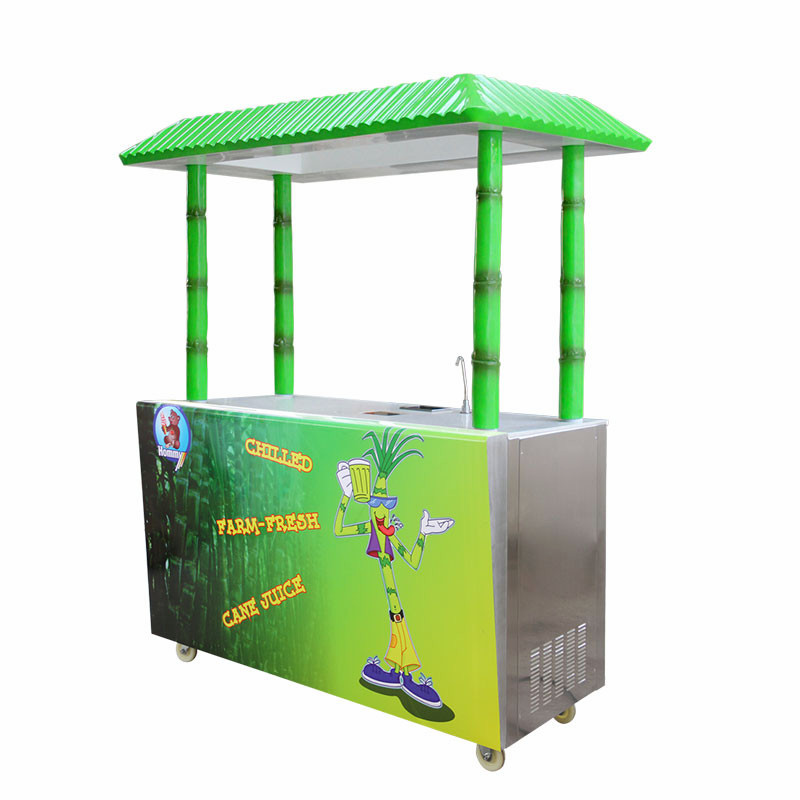 High Efficiency Sugar Cane Machine  With CE Certificate