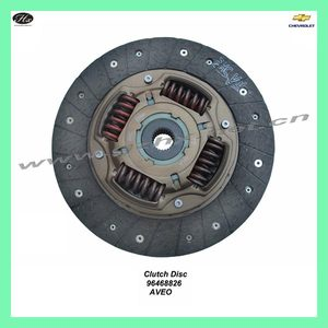 Auto Clutch Disc for CHEVROLET AVEO 96468826