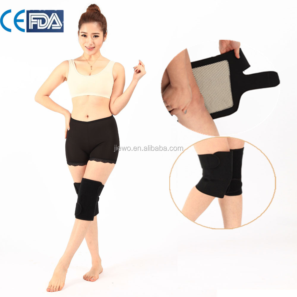 approved by CE and FDA self-heating knee pad made in china