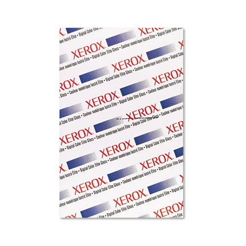 Xerox Products - Xerox - Gloss Digital Elite Laser Paper, 11 x 17, 94 Bright, 80lb, White, 500 Shts/Ream - Sold As 1 Ream - Xerox Digital Color Elite Gloss Paper.