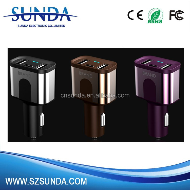 hot selling mould car charger