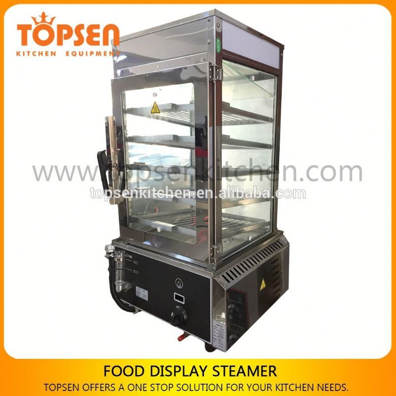 Multifunctional commercial electric food steamer prices from Guangzhou