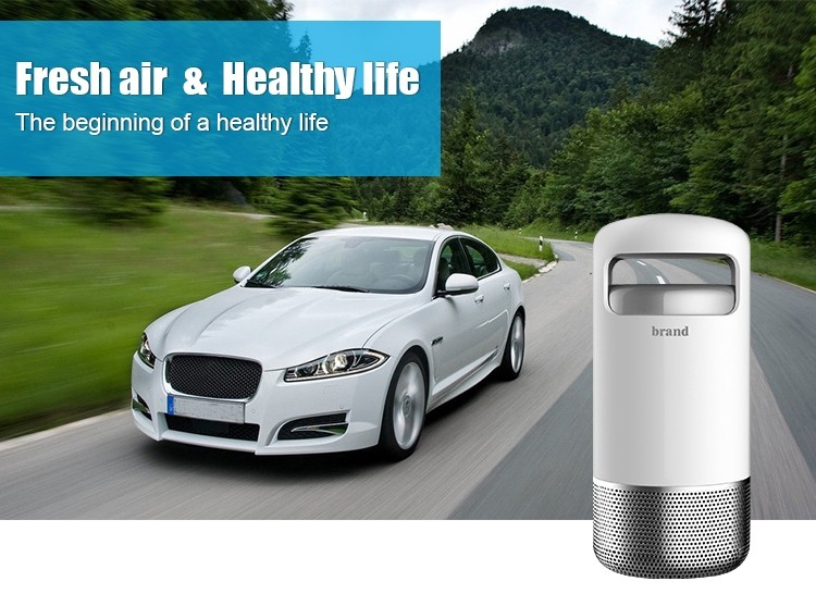 Olansi-the best small filter air purifier for car-OLS-K05B