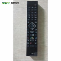 with IR learning function C120 universal tv remote control codes for panasonic tv with fly air mouse
