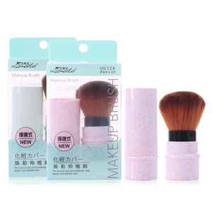 New design cosmetic tools retractable foundation cosmetic blush brush powder makeup brush
