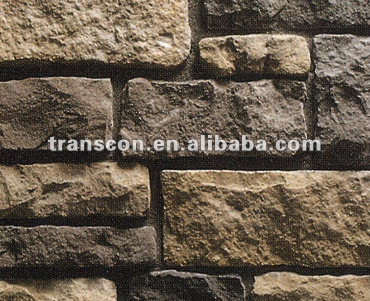 artificial mushroom stone outdoor wall covering stone 80005