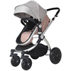 Baby Stroller Factory Top Sell Multi-Functional 600D Fabric European Baby Prams 3 in 1 With Seat