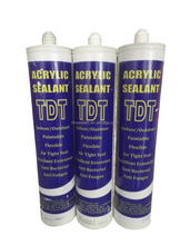Paintable Aquarium Acrylic Silicone Sealant