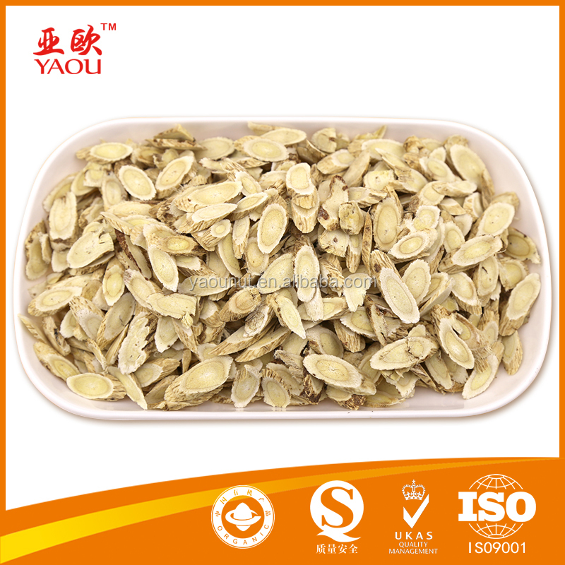 Chinese traditional medicinal herb material,Leguminosae,Huangqi,Milkvetch Root