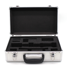 Plastic small hand multi custom music instrument carrying aluminum tool case