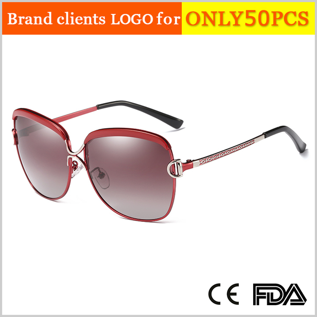 a26be73716f12 Fashion New Retro sun glasses Big Frame Polarized Driving Women Sunglasses