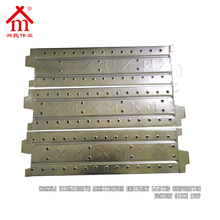 Construction Step Steel Planks Used for Working Platform